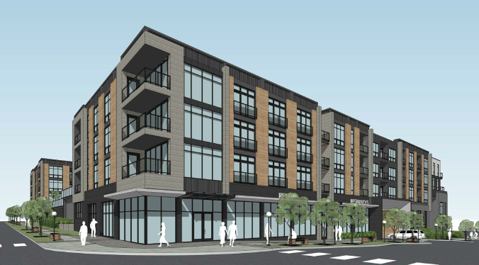 151 E. Hoover Development